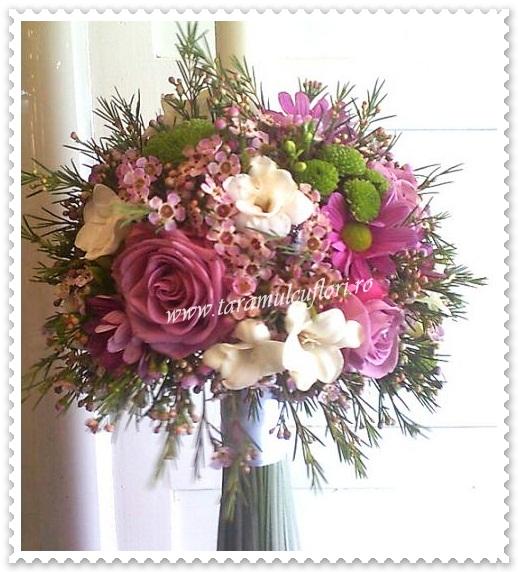 Lumanari de nunta -vaxflowers.175